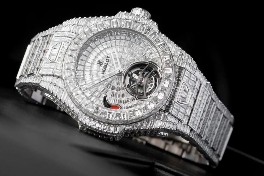 orologio uomo di lusso