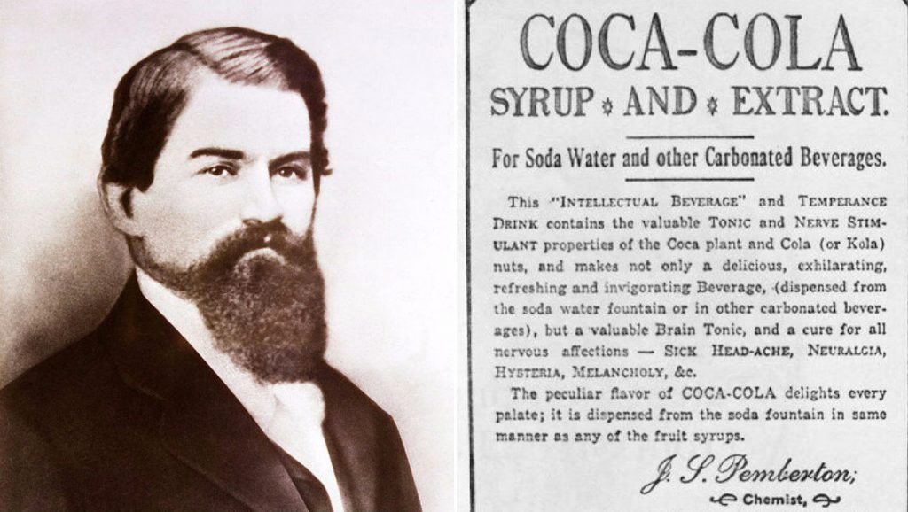 La coca coca contiene cocaina