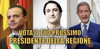Sondaggio Presidenza Regione Siciliana